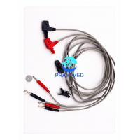 China Dysphagia Physiotherapy ECG Patient Cable For NMES Devices Swallowing Therapy Wire wholesale