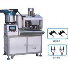 China Euro 2 pin Automatic plug strip and insert machine wholesale
