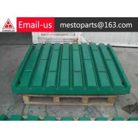 China cheap terex jaw face wholesale