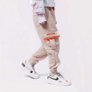 China Breathable Boys 100% Cotton Long Pants 90cm-150cm wholesale