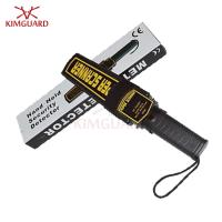 China Digital Hand Held Metal Detector For Wood Metro Station Exhibition Low  Frequency on sale