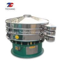 China Efficient Circular Vibratory Screening Equipment With Large Sieving Capacity on sale