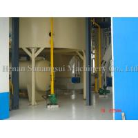 China automatic soybean oil extraction machine with CE ISO certificated (30T/D) Supplier