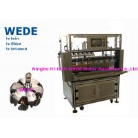 China 0.12 - 0.4mm Wire Coiling Machine , Adjustable Armature Coil Winding Machine  wholesale