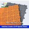 China Tennis Court Tiles, Tennis Court Suspend Floor,  Modular Tennis Court Floor wholesale