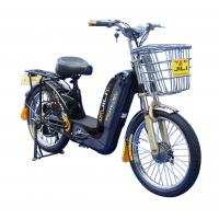 China 12A GEL Battery 450W Loading Adult Electric Bike 8 Hrs Charging Time wholesale