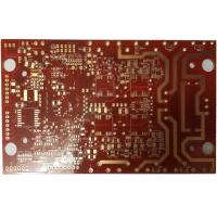 Custom Printed Circuit Board / Ip Camera Pcb Board With RoHS Compliant