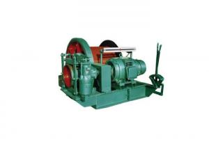 China Lifting Height 825m 75KW 1.2m Lifting Winch Machine wholesale