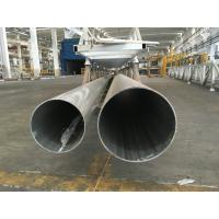 China Big Mill Finshed 6800Ton Press Extrude Machine Aluminium Round Tube 600mm Diameter wholesale