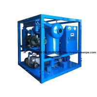 China Fully Automatic series Insulation Oil Purifier machine,Oil Purifying System machine on sale