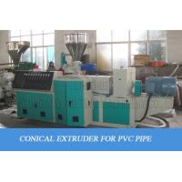 China One In Four Pipes One In Two Pipes Plastic Pipe Making Machine For Pvc Material wholesale
