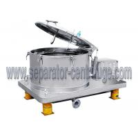Buy cheap Extraction Machine Basket Centrifuge PPBL For Chemical / Continuous Flow from wholesalers