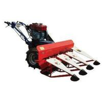 China hot sale paddy rice harvest machine with factory wholesale