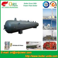 China Fire proof induction boiler drum manufacturer wholesale