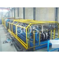 China High strength  Stainless Steel Cable Tray Roll Forming Machine Thickness 1.2-2.0mm wholesale