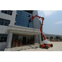China 15 Meters Self-propelled Articulated Boom Lift Work Platform wholesale