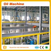 China soybean oil manufacturers in maharashtra machine to refine vegetable oil screw oil press Supplier