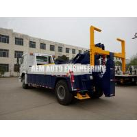 China 13 ton road recovery tow truck wrecker wholesale