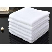 China Cotton White Quick Drying Pool & Gym Face Towel 40 by 80 wholesale
