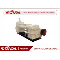Automatic Soil Clay Brick Making Machine , Hollow Cement Concrete Block Making Machine