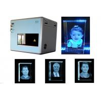 China 50DB Sound Level 3D Laser Engraving System 1 Galvo X / Y / Z Motion Controlled wholesale