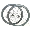 China V Brake Lightweight Carbon Fiber Bike Wheels Clincher Wheelset  Custom Decal wholesale