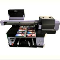 China Digital Flatbed Phone Case Printer Small A3 UV Metal Sheet Printing Machine Kmbyc Factory Support  In Brazil on sale