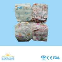 Buy cheap Wholesale disposable non woven fabric baby diapers custom printed cheap B grade baby diaper from wholesalers