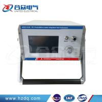 China 3 In 1 Sf6 Gas Analyzer High Precision For Dew Point Ppm Purity Decomposition wholesale