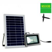 China High Capacity Solar Flood Lights , Solar Powered Led Security Lights on sale