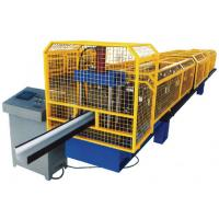 Buy cheap Rainwater System Automatic Roll Forming Machine , Seamless Gutter Roll Forming Machine from wholesalers