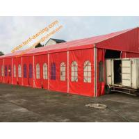 China Anti-uv PVC Wall Tent Rainproof Aluminum Marquee Tents for Outdoor Party Event Trade Show wholesale