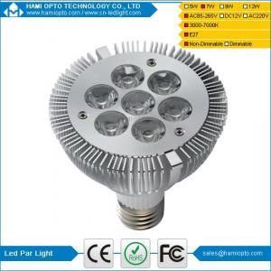 China 2015 new hot sell Led lighting China manufacturer Led Par light 3 years warranty CE RoHS Led par30 led spotlight wholesale