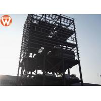 China Complete Set Pellet Production Equipment , 20 T/H Poultry Feed Production Line wholesale