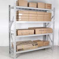 China Customized Height and Width Factory Warehouse Storage Light Duty Industrial Shelving on sale
