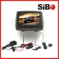China Headrest Placed Android Touch Screen For Advertise Inside Taxi wholesale