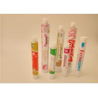 China Dermatological Aluminium Collapsible Tubes , Pharmaceutical Aluminum Tubes wholesale