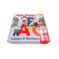 Buy cheap Magnetic Sign Board Letters, Educational Foam Magnets for Kids with Math Symbols from wholesalers