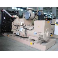 China 640KW 60Hz Electric Start Generator , Diesel Engine Generator Set For Hotel Use wholesale