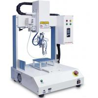 China Digital Lcd Display Pcb Soldering Machine , Automatic Soldering Robot wholesale