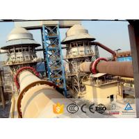 China Sponge Iron Kiln Operation In Cement Plant For Rotary Kiln Calcined Bauxite wholesale