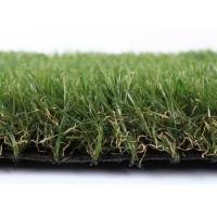 Ecofriendly Landscaping Artificial Grass , 30mm Fake Grass For Backyard