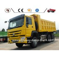 China Factory sale 6*4 Howo 336hp 10 wheel dump trucks tipper truck new and used trucks wholesale