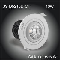 China Zhongshan Guzhen led eyeball cob down light 10W Jinsun lighting wholesale