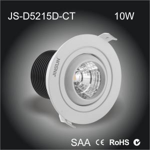 China Zhongshan Guzhen led eyeball cob down light 10W Jinsun lighting wholesale