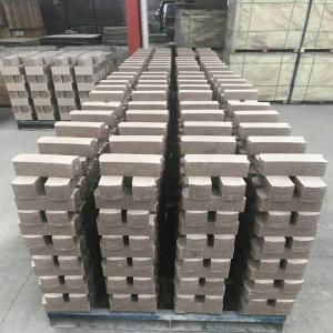 Buy cheap Common Kiln Refractory Bricks , Phosphate Bonded High Alumina Bricks Heat from wholesalers