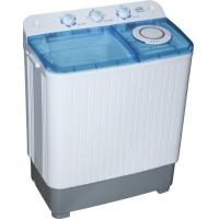 China Plastic Twin Tub Washing Machine Portable , Commercial Apartment Twin Tub Washer And Dryer wholesale