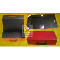 China Foldable Cardboard Presentation Boxes , Cardboard Packaging Boxes wholesale