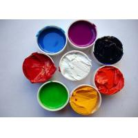 China Strong Light Fastness Color Paste Vivid Luster For Decorative Coatings wholesale