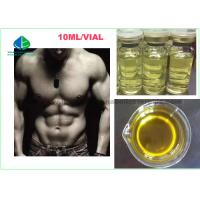 China Masteron Drostanolone Propionate Enanathate MAST-200 Mixed Steroids Muscle Gaining and Bodybuilding Oily Solution Yellow wholesale